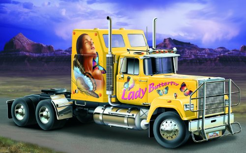 Italeri 8001283038201 510003820 - U.S. Superliner Power Truck