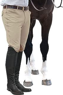Ovation Mens Euroweave Knee Patch Breech