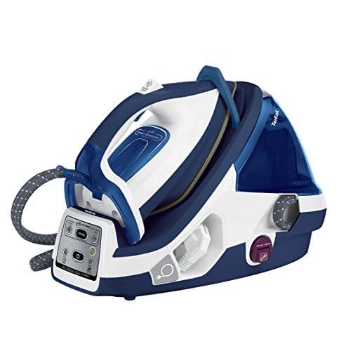 Tefal Pro Express Control 2400 W 1,6 L Blu, Bianco