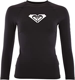 ROXY Women's Whole Hearted Ls Long Sleeve UPF 50 Rash Vest