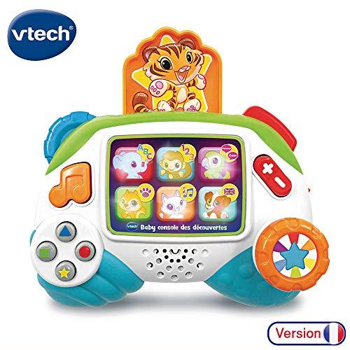 VTech baby spelconsole voor baby's, High Tech (afstandsbedieningen, telefoons, tablets) 80-609105 meerkleurig