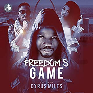 Freedom's Game audiobook cover art