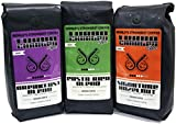World's Strongest Coffee - Turbo Charged Coffee - Ground Coffee (Performance Pack, (3) 16oz Bags)