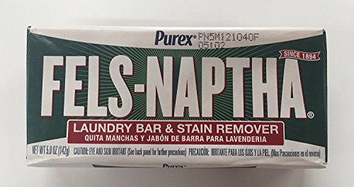 Dial Corporation Fels-Naptha Laundry Bar Soap (Pack of 6)