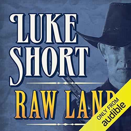 Raw Land audiobook cover art