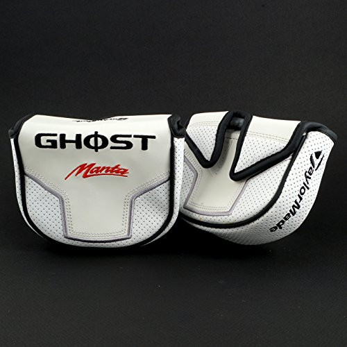Product Image 1: New TaylorMade Ghost Manta Putter Headcover Center-Shafted