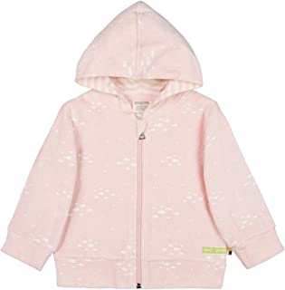 loud + proud Kapuzenjacke Frottee, Gots Zertifiziert Jacket Mixte Enfant