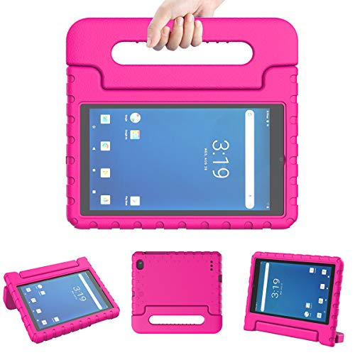LTROP Onn 7 Inch Tablet Case, Surf Onn 7 Tablet Case, Shockproof Handle Stand Child Proof Case for Walmart Onn 7