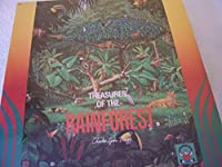 Treasures of the Rainforest Puzzle by Charles Lynn Bragg [並行輸入品]