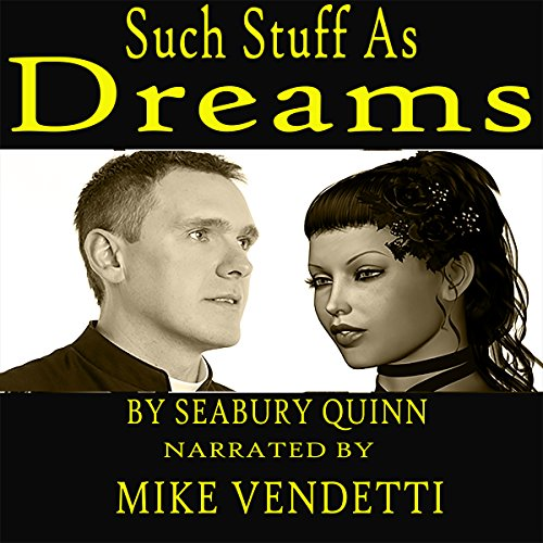 Such Stuff as Dreams audiobook cover art