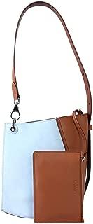 Luxury Fashion   Lanvin Womens LWBGTQ01BESUH19B260 Blue Shoulder Bag   Fall Winter 19