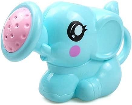 Opla3Ofx Cartoon Elephant Animal Baby Bath Sprinkler Shower Water Tub Playing Toy Gift Random Color