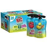 GoGo BIG squeeZ Rad Raspberry & Playful Pear,...