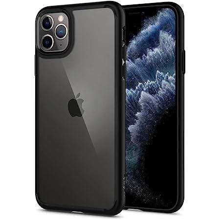 Spigen Ultra Hybrid Designed for iPhone 11 Pro Case (2019) - Matte Black