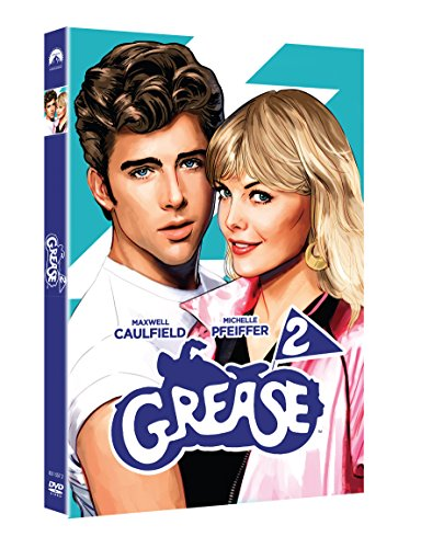 Dvd - Grease 2 (1 DVD)