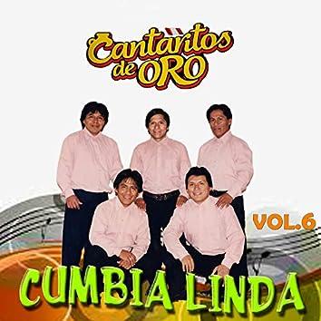 Cumbia Linda, Vol. 6