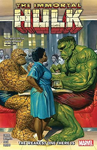 Immortal Hulk Vol. 9: The Weakest One There Is (Immortal Hulk (2018-)) (English Edition)