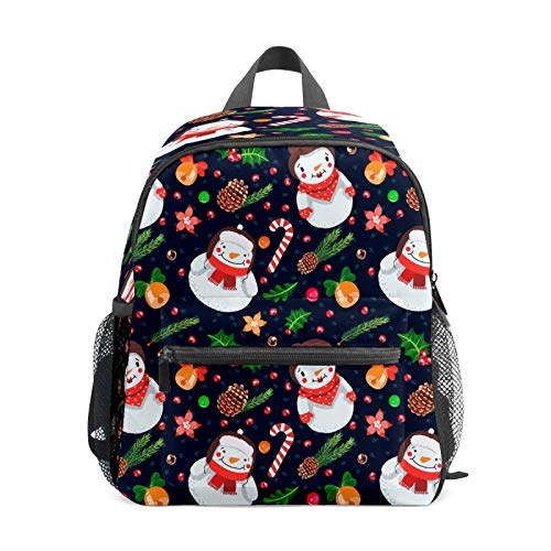 Mochila infantil para niños de 1 a 6 años de edad, mochila perfecta para niños de 1 a 6 años de edad, mochila perfecta para niños a Kindergarten Snommen Candy Pine Red Ilex Cornuta