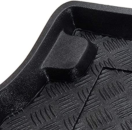 CARMATS4U.COM Tailored Boot Liner//Mat//Tray for RAV4 2018 Space Saver Tyre /& Removable Anti-Slip Anthracite Carpet Insert
