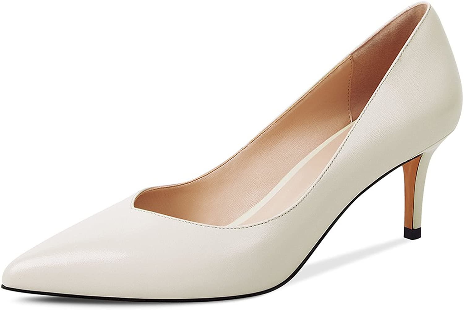 Pointed High-Heeled shoes Fine with OL Work shoes Ladies Shallow Mouth shoes