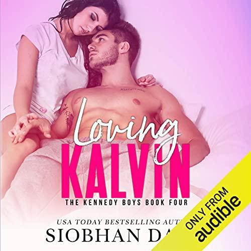 Loving Kalvin cover art