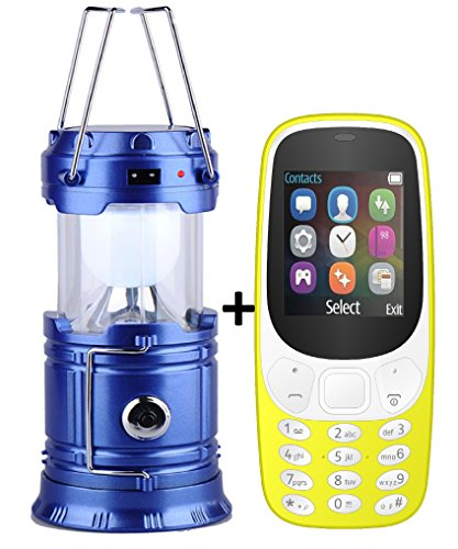 IKALL K3310 1 8 Inch Display Mobile with Solar Powered LED