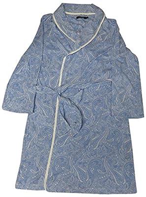 Lauren Ralph Lauren Women's Bathrobe, Blue
