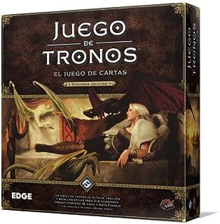 Amazon.com: JUEGO DE TRONOS Game of Thrones Table Game – LCG ...