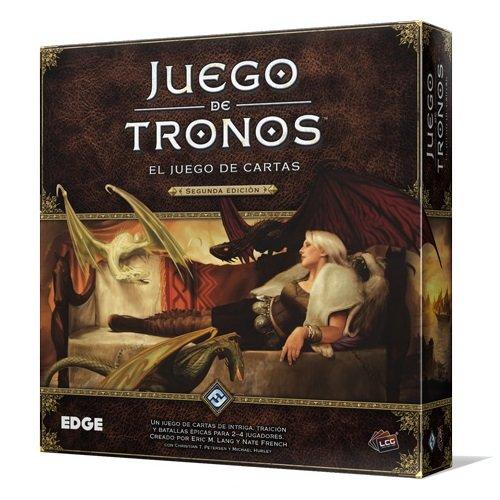 Fantasy Flight Games Juego de Tronos LCG 2ª Edición (EDGGT01)