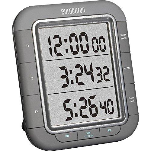 Eurochron EDT 9000 Timer Schwarz digital