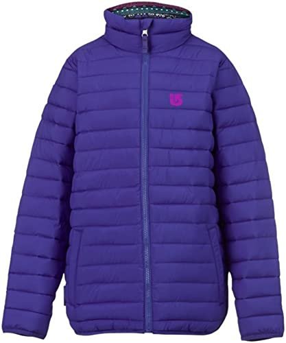 Burton Youth Flex Puffy veste, Sorcerer Figaro Stripe, Medium