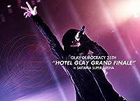 """【店舗限定特典つき】 GLAY DEMOCRACY 25TH""""HOTEL GLAY GRAND FINALE""""in SAITAMA SUPER ARENA 【DVD】(オリジナル不織布エコバック付き)"""