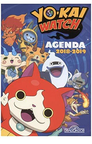 Agenda Yokai Watch 20182019