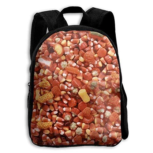 ADGBag Children's Halloween Candy Backpack Schoolbag Shoulders Bag For Kids Mochila para niños