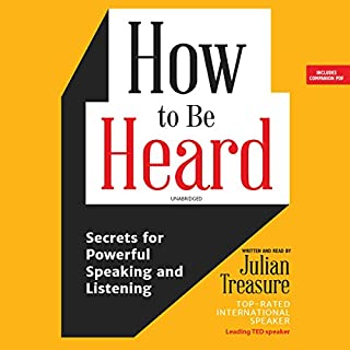 How to Be Heard cover art