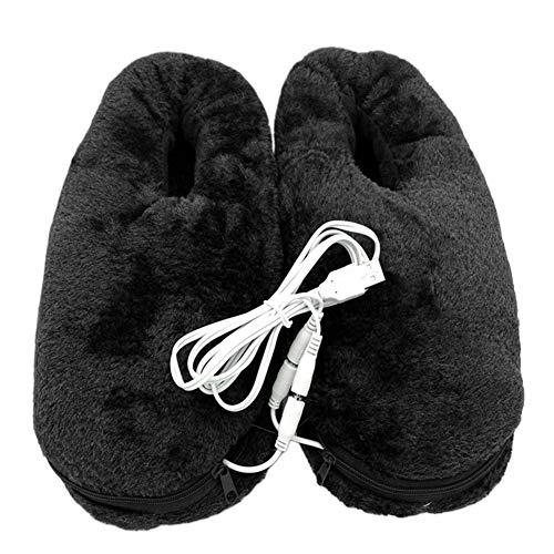 clasificación y comparación Calientapiés eléctricos, zapatos de invierno suaves y lujosos, almohadas … para casa