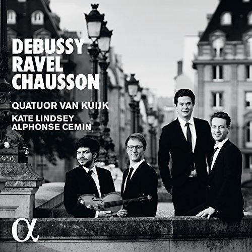 Französische Kammermusik - Streichquartette / Chanson Perpetuelle / +