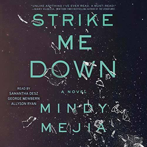 Strike me down a novel / Mindy Mejia. cover