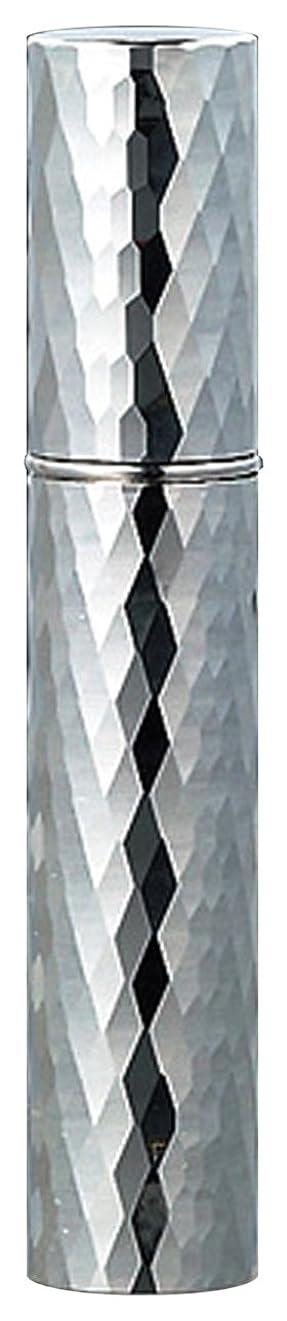 素晴らしいです図扱う22102 メタルアトマイザーダイヤカット シルバー