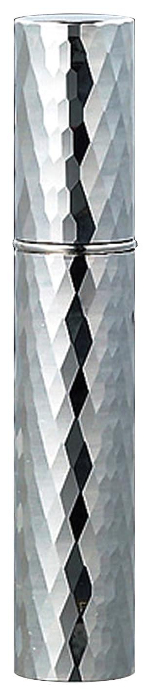 インタラクションくるくるラッドヤードキップリング22102 メタルアトマイザーダイヤカット シルバー