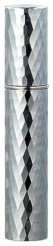 ドラッグ後ろ、背後、背面(部排他的22102 メタルアトマイザーダイヤカット シルバー