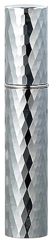 泥うぬぼれ依存する22102 メタルアトマイザーダイヤカット シルバー