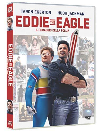 Eddie The Eagle Il Coraggio Della Follia
