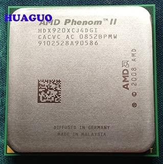 AMD Quad-core Phenom II X4 920 2.8 GHz Quad-Core Socket AM2+ Processor