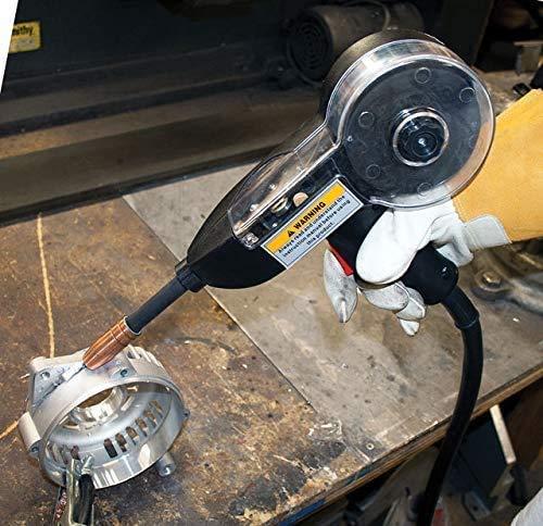 US SELLER 10' MIG Spool gun ONLY fits AMICO POWER Combo Welder MTS-165/185/205,AWM-145 Aluminum welding