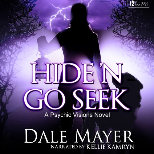 Hide'n Go Seek audiobook cover art