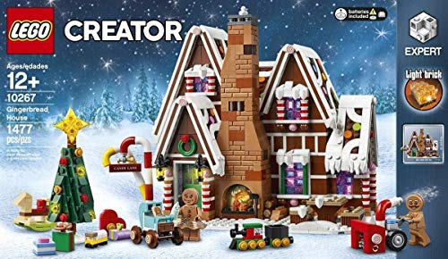 Lego Creator 10267 Confidential, Bunt