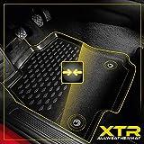 Walser Alfombrillas de goma a medida XTR compatibles con Ford Focus C-Max (DM2) año 10/2003-03/2007, C-Max (DM2) año 02/2007-09/2010