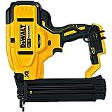 dewalt battery powered tools - DEWALT 20V MAX Cordless Brad Nailer, 18GA, Tool Only (DCN680B)