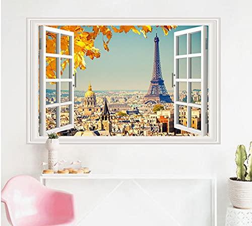 Pegatinas de pared para ventana de espíritu para ventanas y exteriores, autoadhesivas